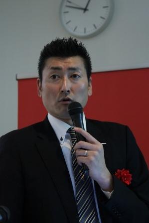 WT2015 サントリーセミナー講師 佐々木太一氏