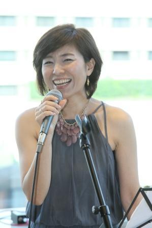 WT2015 今回も素敵な歌声を届けてくれた眞璃子さん
