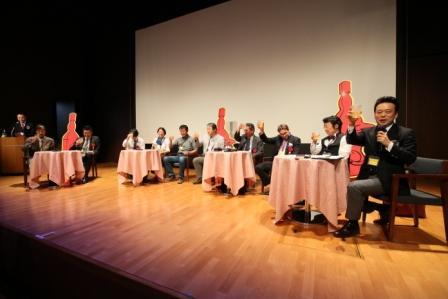WT2015 セミナー講師が全員集合し行われたパネルディスカッション