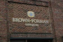 イチローズモルトセミナー ブラウン・フォーマン社