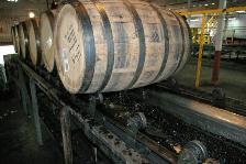 イチローズモルトセミナー バッファロートレイスの樽