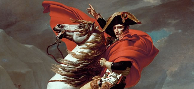 シャンパーニュの歴史 ナポレオン