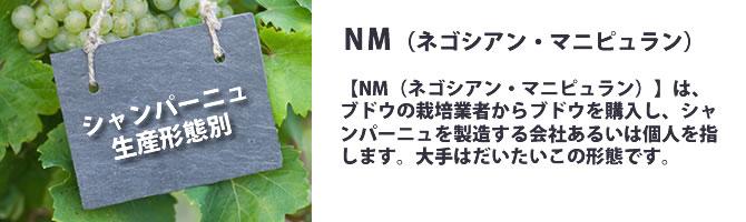 カテゴリー NM